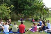 Udesc oferece prática de meditação aberta a comunidade