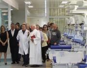 Nova UTI do Hospital Infantil Joana de Gusmão é inaugurada