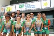 Equipe de Futsal feminino de SC é destaque na Paraíba