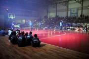 Atletas de Criciúma participam da abertura dos Joguinhos Abertos