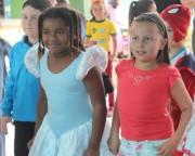 Semana da criança traz programação especial em escolas do Rincão