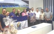 Cidade de Siderópolis é homenageada pelo Avai Futebol Clube