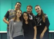 Acadêmicas participam de final de competição estadual