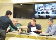 Câmara de Criciúma inova com transmissão de processo