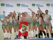 Santa Catarina fecha Jogos Escolares com 35 medalhas