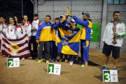 Pódios do atletismo e do tênis contam com atletas de Criciúma