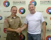 Sargento Borges também se despediu do 19º BPM