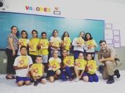 Aulas do Proerd voltaram nesta segunda-feira em Araranguá