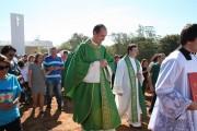 Terceira Porta Santa é aberta na Diocese de Criciúma