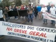 SINDMA participa da caminhada e ecoa pela defesa de direitos