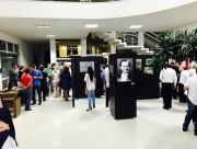 Mostra fotográfica homenageia o tenor Aldo Baldin