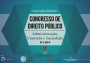TCE/SC abre inscrições para Congresso de Direito Público