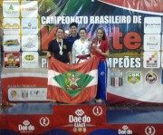 Alunos da Unesc conquistam 7 medalhas em competições de Karatê