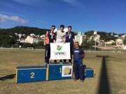 Unesc conquista medalhas de ouro nos Jogos Universitários
