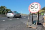 Limite de velocidade continua em 60 km/h no Morro do Formigão