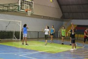 Satc recebe equipes de Florianópolis para jogos de basquete