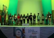 A paz é representada na 8ª edição do concurso Arte e Letras da Satc