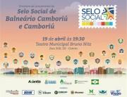 Selo Social será lançando em Balneário Camboriú e Camboriú
