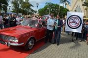 Exposição reúne mais de 320 carros antigos em Siderópolis