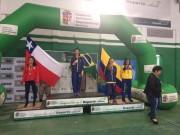 Içara é ouro no campeonato sulamericano de karate na Bolívia