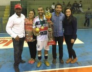 Equipe de Futsal de Siderópolis conquista Campeonato
