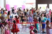 Bailinho de Carnaval contou com mais de 800 foliões