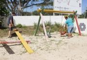 Projeto envolve comunidade e garante melhorias em escola