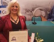 Professora da Unisul é destaque profissional de Enfermagem