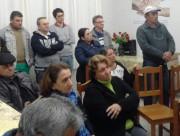 Executivo de Urussanga participa de reunião em Santana