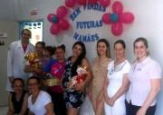 Hospital São Donato participa de grupo de gestantes nos bairros
