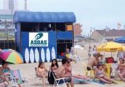 Asbas prepara Surf Treino beneficente para próximo final de semana