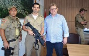 Polícia Militar de Siderópolis ganha uma nova viatura