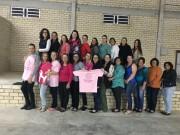 Rede Feminina promove palestras em comunidades de Orleans