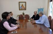 Urussanga recebe visita do diretor geral do IFSC