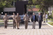 Governo anuncia contratação de novos policiais militares