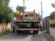 Retomada a entrega de telhas para moradores atingidos por temporal