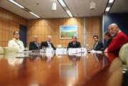 Prefeito Jairo Custódio apresenta projetos em Brasília