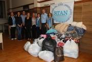 Entidades Contábeis entregam mais de 400 donativos à STAN