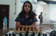Enxadrista da ACX/Içara é Bicampeã Brasileira Sub 16