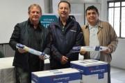 São Donato recebe produtos descartáveis da Cristalcopo