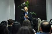 Sindilojas promove palestra pela felicidade e sucesso