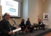 Fórum organizado pela Udesc reúne reitores de universidades