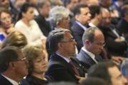 Governador Colombo prestigia posse da ministra Cármen