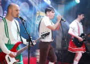 Banda NBLA leva irreverência e rock dos bons ao Didge BC