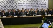 Governador participa de reunião do Cone Sul sobre segurança
