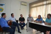Vereadores se reúnem com direção do Hospital São José e UABC