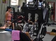 Matrículas para musculação, natação e hidroginástica