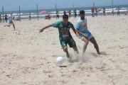 Foi realizado 4 jogos com a Praia do Rincão mantendo o favoritismo