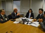 Ministro confirma liberação de recursos para o Parque Centenário