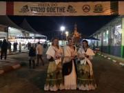 Menos de um mês para a realização da XVII Festa do Vinho